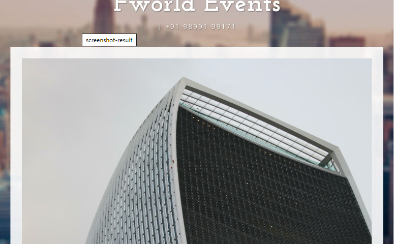 F world events